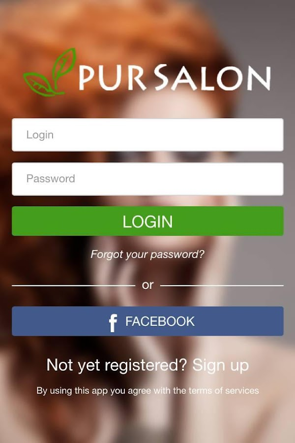 Pur Salon- screenshot