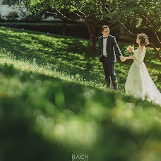 Wedding photographer Quoc-Anh Bach (bachphotography). Photo of 24.06.2018