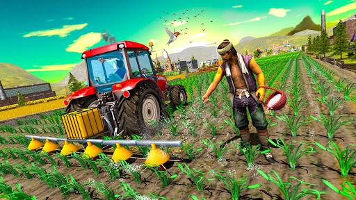Farming Simulator Game 2018 u2013 Real Tractor Drive 1.4 screenshots 14