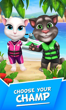 Talking Tom Jetski 1.0.1 screenshot 134286