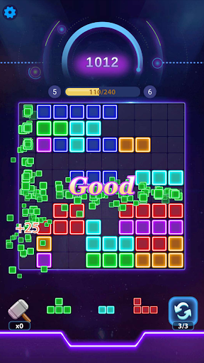 Glow Puzzle - Lucky Block Game 1.0.5 screenshots 2