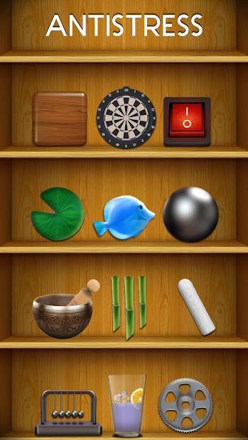 Antistress - relaxation toys Android App Screenshot