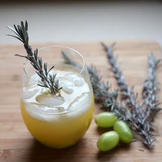 Pineapple Cilantro Sangria