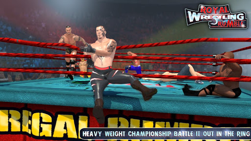 ROYAL WRESTLING RUMBLE REVOLUTION : FIGHTING 2K18