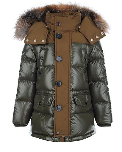 Купить Куртку детская Moncler 4234225 68950 833