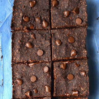 6-Ingredient Vegan Chocolate Coconut Brownies