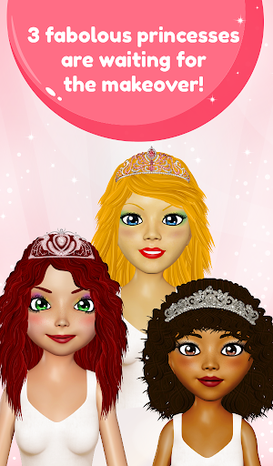 Princess Hair & Makeup Salon apktram screenshots 14