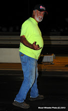 Photo: Ken Sylva, Valley Isle Timing Association President..