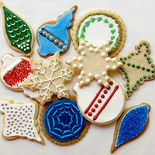 Vanilla Cut-Out Cookies.