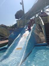 "Photo: ""Tpo of the slide, ma!"""