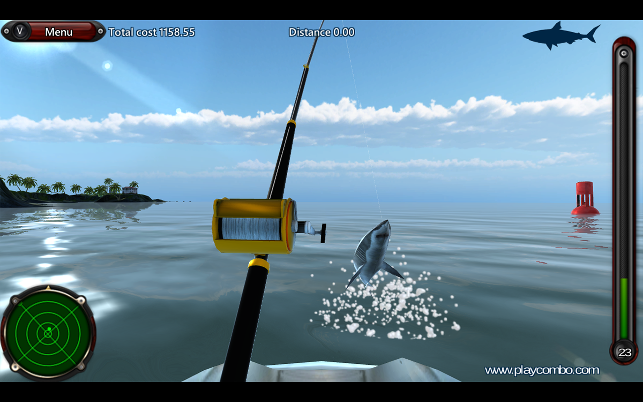 Azure Sea Fishing- screenshot