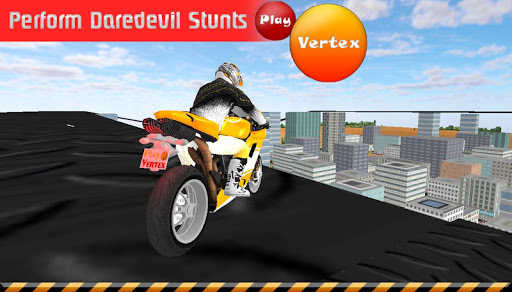 Crazy City Biker Stunt 3D