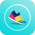 Step Tracker - Pedometer Free & Calorie Counter icon