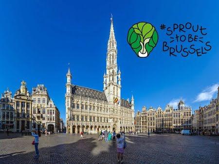 Service Publique Régionale Bruxelles - Sprout 2B Brussels Tour
