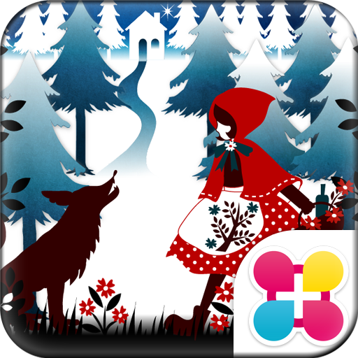 Cute Theme-Red Riding Hood- Icon