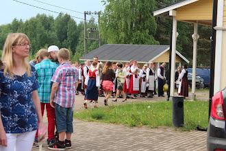 Photo: Anna Tapion Kevätjuhla 1.6.2013