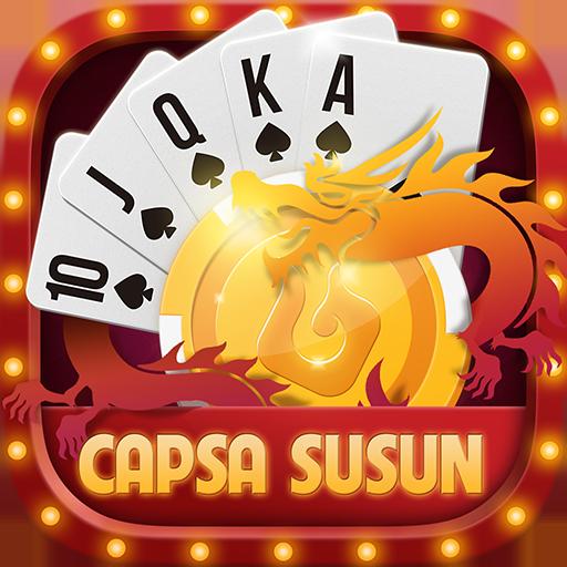 Capsa susun - King cards (game)