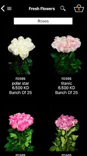 Fresh Flowers - náhled