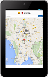 Burma map Apk Download Free for PC, smart TV