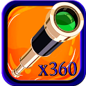 3D Zoom Real Camescope HD icon
