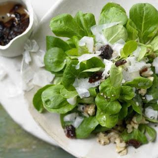 Wintry Green Salad