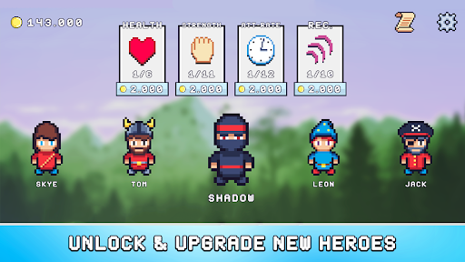 Pixel Legends: Retro Survival Game filehippodl screenshot 2