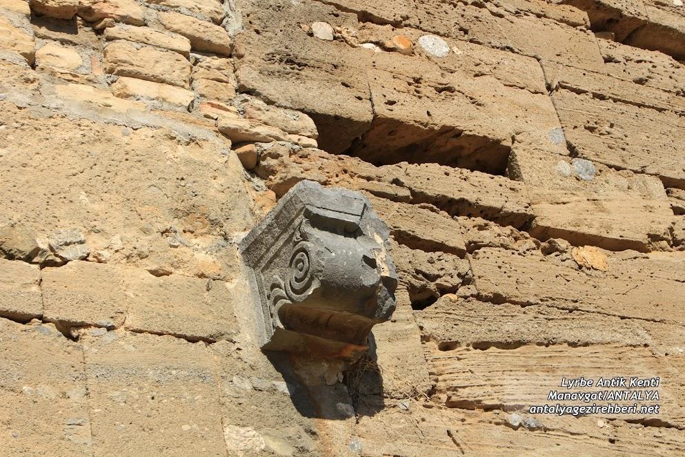 lyrbe (seleukeia) antik kenti