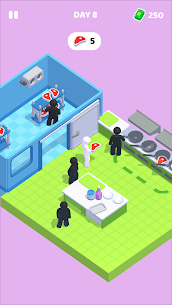 Staff! – Job Game Mod Apk (Unlimited Money) 1.1.1 1