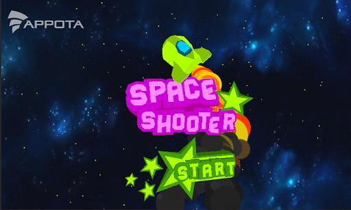 Space Shooter : Universe war