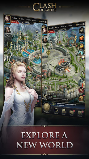 Clash of Empire: Epic Strategy War Game android2mod screenshots 7