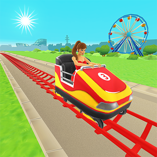 Thrill Rush Theme Park APK Cracked Download
