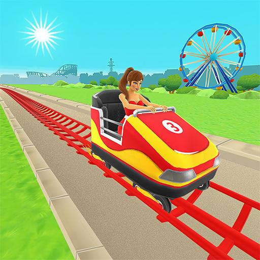 Thrill Rush Theme Park Icon
