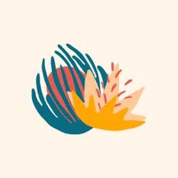Illustrated Floral - Instagram Profile item
