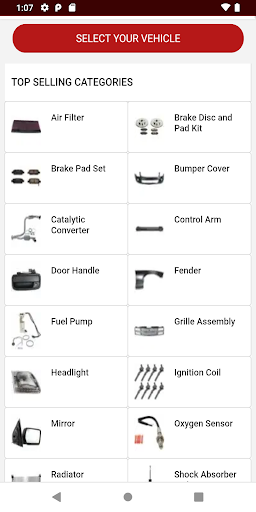 Buy Auto Parts In USA  u2013  Car Parts Online Shop screenshots 2