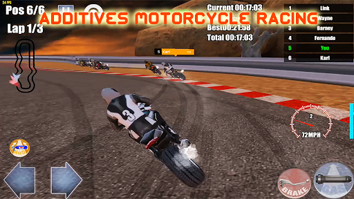 Moto GP 2018 ud83cudfcdufe0f Racing Championship 1.1 screenshots 11