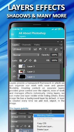 Foto do Photoshop tutorial - complete course - Offline