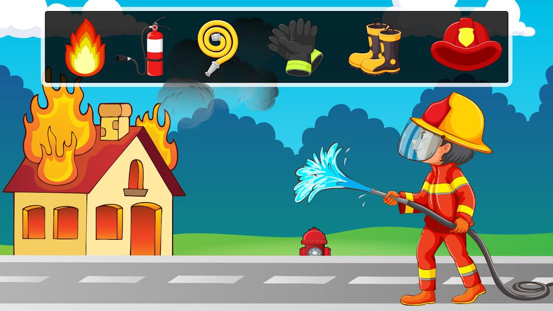 Kids Learn Professions screenshot 4