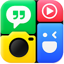 Photo Grid - Collage Maker mobile app icon