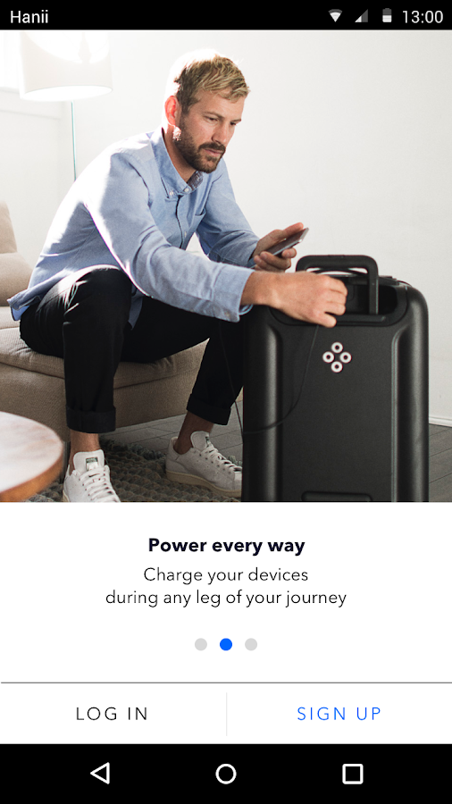 Bluesmart - Connected Carry-on- screenshot