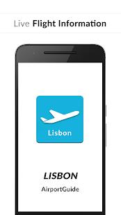 Lisbon Airport Guide - Flight information LIS - náhled