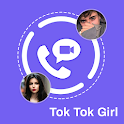Free TikTik Girl Live Video Call & Chat Guide 2020 icon