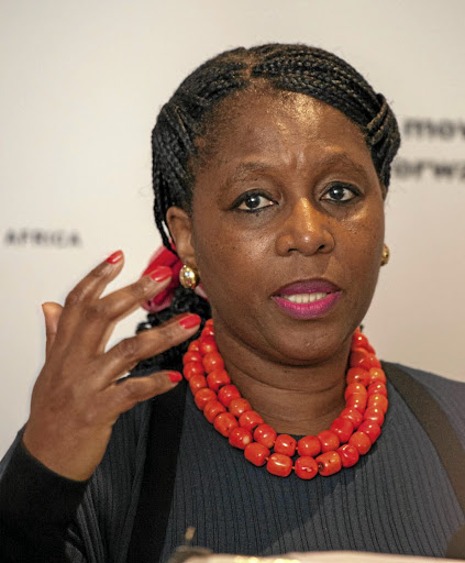 Ayanda Dlodlo. Picture: SUPPLIED