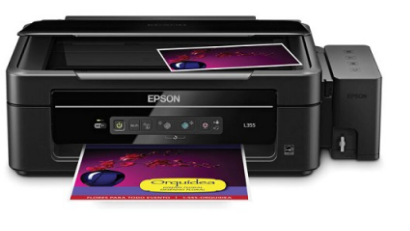Epson L355 Review Spec Harga
