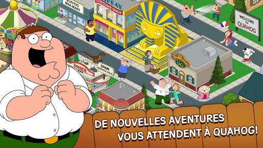 Family Guy: A la recherche astuce APK MOD capture d'écran 1