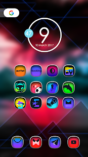 Votus - Icon Pack Screenshot