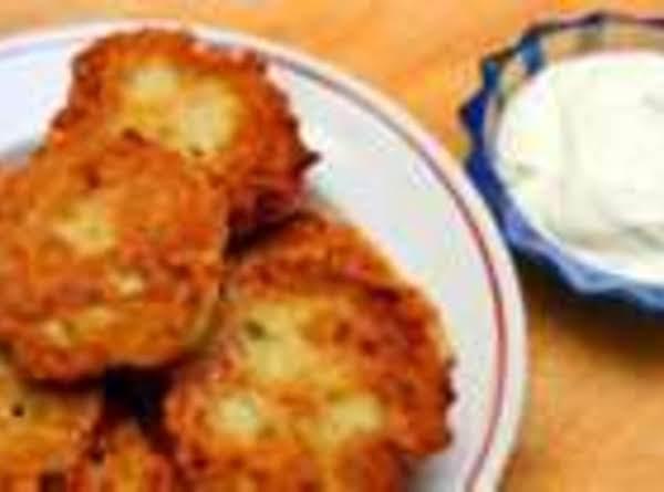 Amish Potato Pancakes Recipe