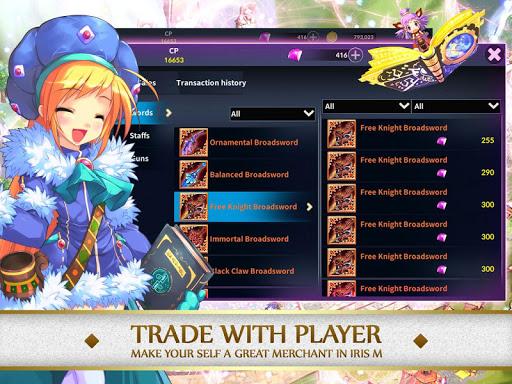 IRIS M - MMORPG 2.33 screenshots 11