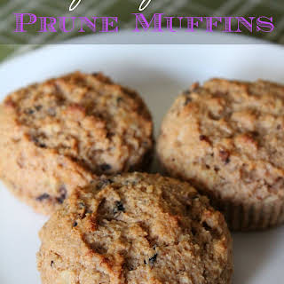 Prune Muffins.