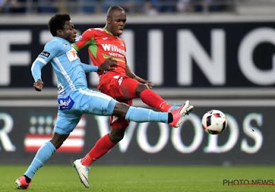 Oostende en Gent moéten winnen om hun doelen binnen handbereik te houden