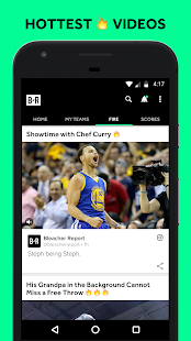 Bleacher Report- screenshot thumbnail